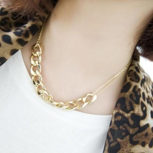 Short Chain Necklace