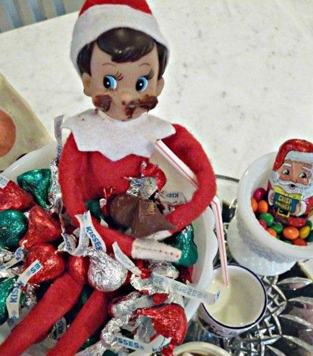 26 ingenious Elf on The Shelf ideas - goodtoknow