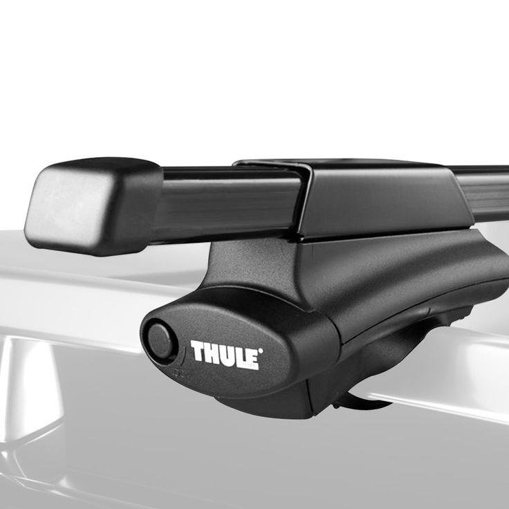 Thule® - Complete Crossroads Railing Rack