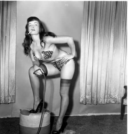 635 best i love... love... Bettie Page!!!! images on ...