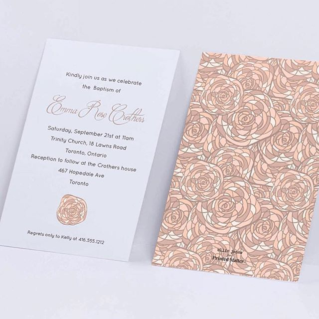 Wow, wow! Thank you to everyone who made the launch of my stationary collection at @printedmatterpaper such a success - we are blown away!!!! Love the English Rose print invitation -what a cute party theme idea along with the matching leggings🌸🌸