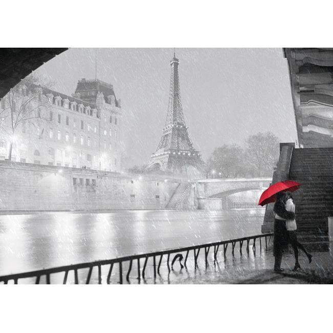 "Puzzle ""Parigi b/w"" 1000 - #19471, Mondopuzzle.com | Foto Puzzle | Puzzle Arte | Vendita Puzzle | Puzzle 3D |"