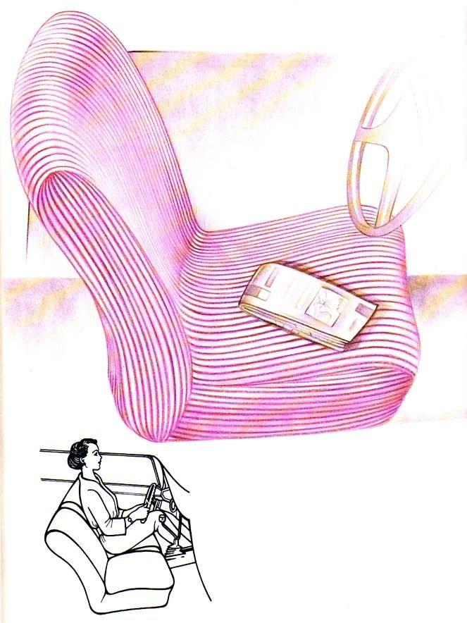 En tissu extensible, ces housses de sièges devraient convenir à tous les sièges de voiture :