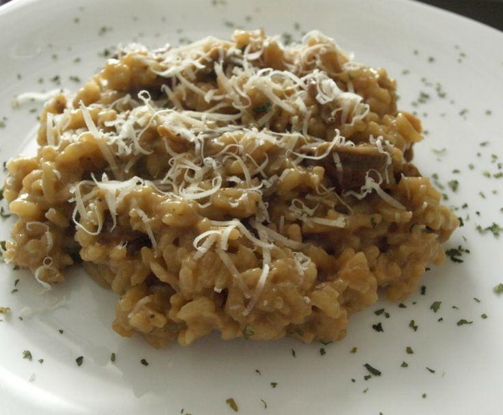 Μία εύκολη συνταγή για νόστιμο ριζότο μανιταριών