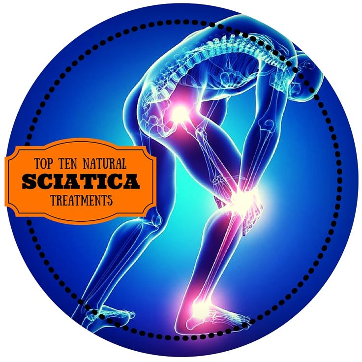 Sciatica is debilitating. The pain can be unbearable. Learn how to break free of the daily pain & treat sciatica naturally.