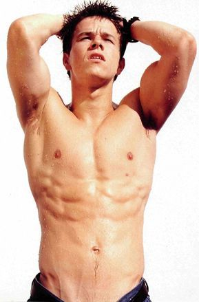 dear mark walhberg,   oh why can't you be a few years younger?   love, carson