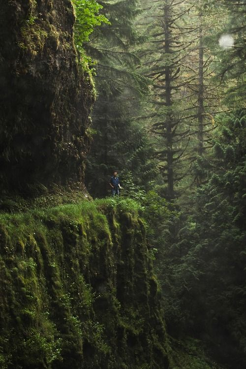 Eagle Creek Trail, Oregon: