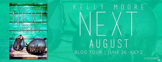 With Love for Books: Next August by Kelly Moore - Book Review & Giveawa...