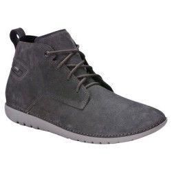 Shoes - Men's FLOWMID shoes GREY NEWFEEL