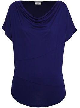 ShopStyle by POPSUGAR: House of Fraser Womens Kaliko Cowl neck jersey top £112