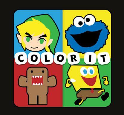 Le jeu Color iT http://facebooketvous.mlnet.me