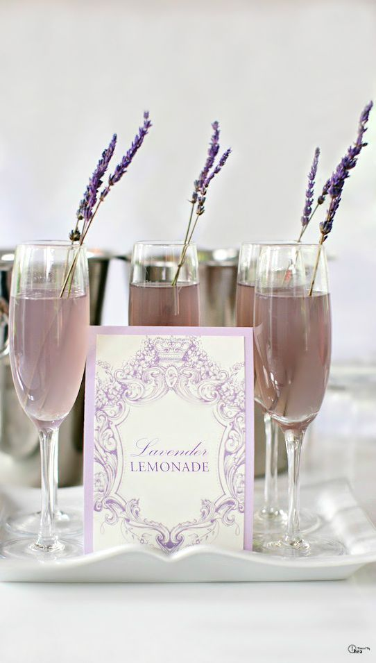Lavender Signature Wedding Drink! Purple Wedding | Purple Bridal Earrings | Purple Wedding Jewelry | Spring wedding | Spring inspo | Yellow | Silver | Spring wedding ideas | Spring wedding inspo | Spring wedding mood board | Spring wedding flowers | Spring wedding formal | Spring wedding outdoors | Inspirational | Beautiful | Decor | Makeup | Bride | Color Scheme | Tree | Flowers | Wedding Table | Decor | Inspiration | Great View | Picture Perfect | Cute | Candles | Table Centerpiece…