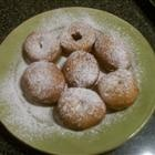 Kneecaps Recipe. Light and airy donut that you can top with just about anything. Not sure why it's called a Kneecap. What a terrible name for a food!