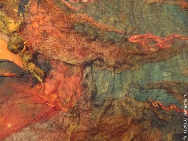 Вчера в Манеже завершила свою работу выстака'Преображение кимоно: искусство Итику Кубота' О ней многие писали http://www.livemaster.ru/topic/572403-kimono-ili-vdohnovenie-dlya-tvorchestva?vr=1&inside=1и каждый рассматривал выставку со своей стороны. Мне очень понравились фактуры и под впечетлением и вдохновленная отправилась домой! Достала из 'закромов родины' белый шелк (разряженный, газ,…