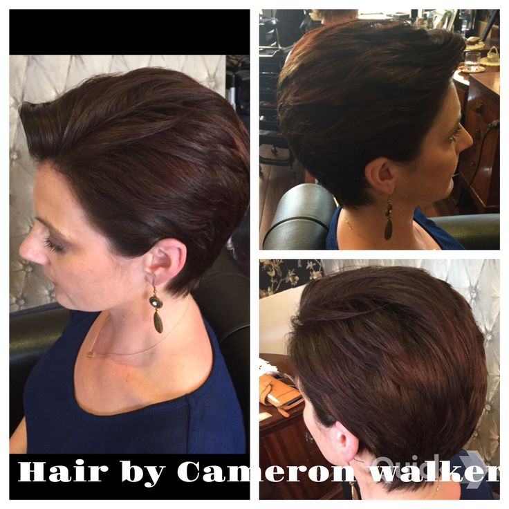 Hair by Cameron walker/ Vintage hairess