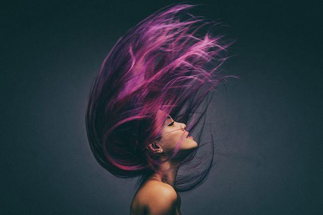 Photo by Derrick Ong   X-T2   XF56mmF1.2 R   F8   1/200sec   ISO100 @derrickongphotography #xseries #fujifilm #xphotographers #photography #xt2 #purplehair #art #beautyshoot #hairstyle