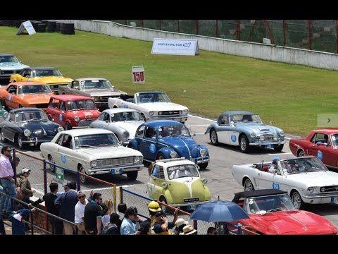 """¡Qué espéctáculo! Autos desde 1928 en el """"Camaro Motor Clásico 2017"""" - A..."""
