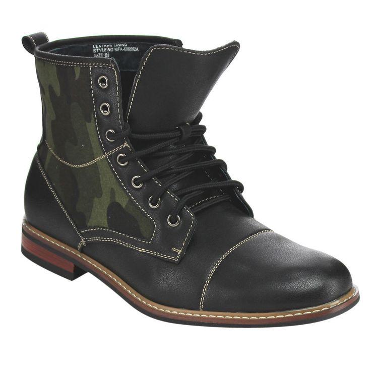 17 best ideas about Men's Combat Boots on Pinterest   Men's boots ...