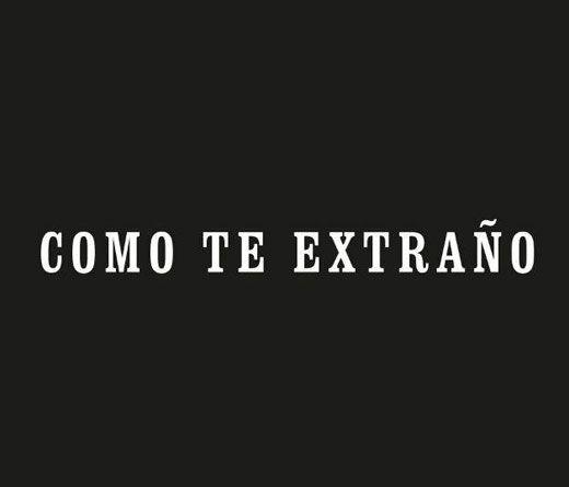 """Abel Pintos - Abel Pintos presenta """"Cómo Te Extraño"""