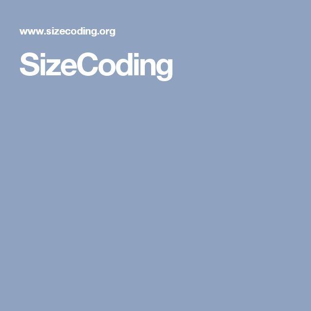 SizeCoding