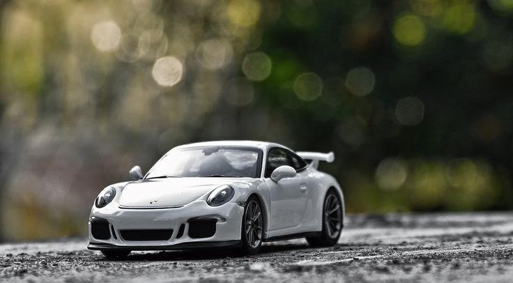 Porsche 911 GT3 Minichamps 1:43  Diecast