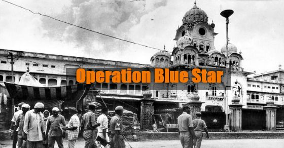 Facts About 1984 Operation Blue Star That You Must Know