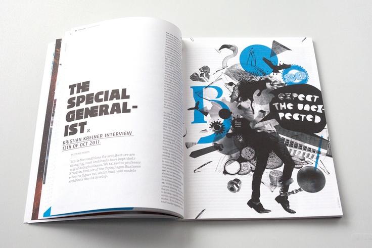 Redaksjonell design / Visuelt / Grafill
