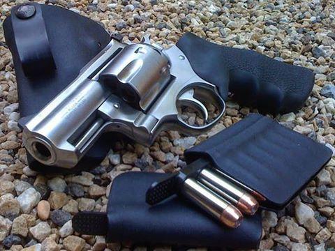 Ruger Super Redhawk Alaskan 44 Magnum