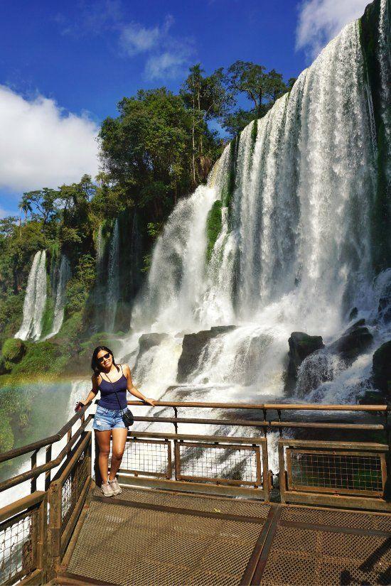 Iguazu Falls (Iguazu National Park, Argentina) - Recenze