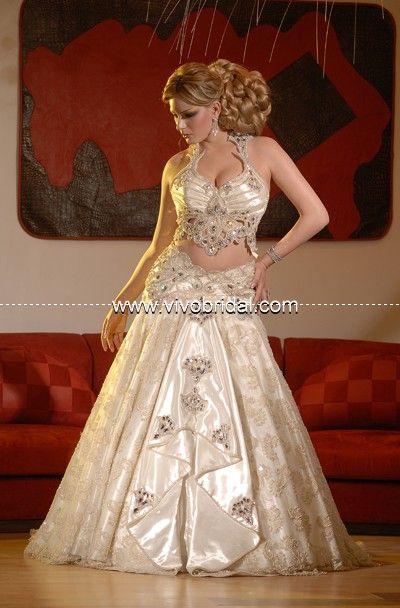 Vivo Bridal - Arabic Wedding Dresses-0008