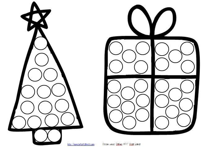 Gommettes de Noël                                                                                                                                                                                 Plus