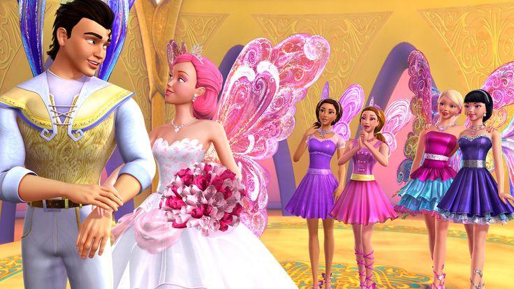 Barbie a fairy secret full in hindi di 2020
