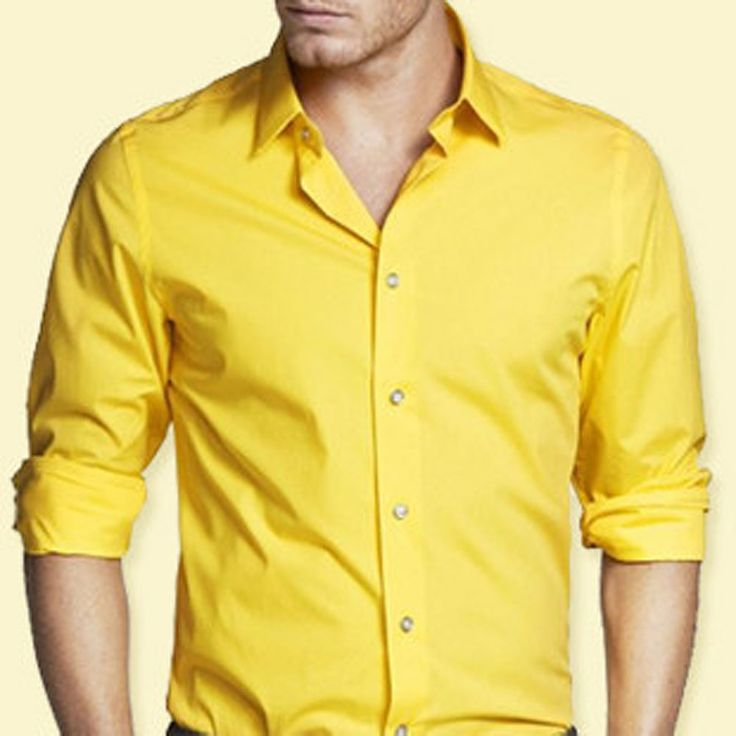 Best 25 yellow dress shirt ideas on pinterest mustard for Mens yellow gingham shirt