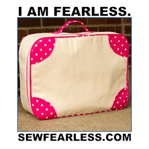 Dealing with Needle Breakage and Sewing the Halves Together (Sidekick Sew-along Day #10) - Sew Fearless