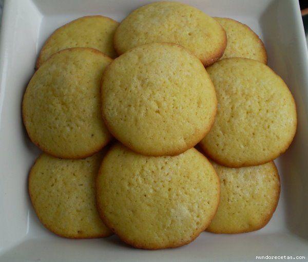 galletitas fáciles de limón