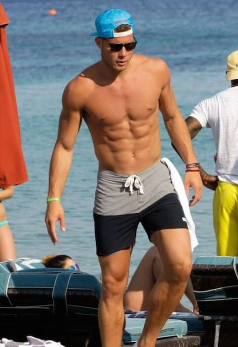 Blake Griffin Workout Works On Body Weight Control - https ...