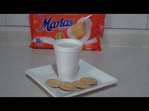 atole de galletas marias - YouTube