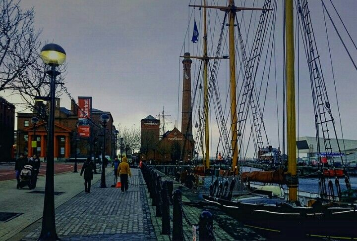 Albert Dock - Liverpool