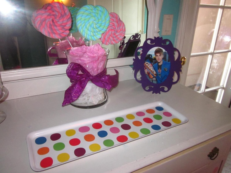 1000 ideas about candy themed bedroom on pinterest for Candy themed bedroom ideas