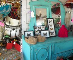 junk gypsy decorating ideas bedrooms