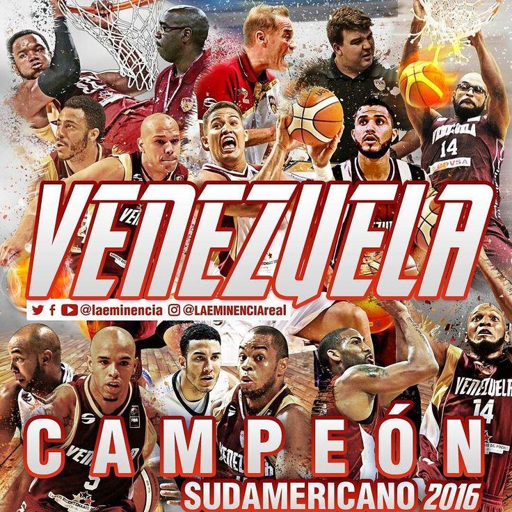 Siguenos en Instagram @laqadramusic   #laqadramusic felicita a la selección de mayores de baloncesto por lograr lo más alto del suramericano de la especialidad quedando como bicampeones de américa 2016 ejemplo a seguir logro al esfuerzo @fvbaloncesto #VENEZUELACAMPEON #JuntosSomosMas #AplaudemeAMi foto by. @laeminenciareal #SeleNac el #DreamTeam venezolano los #HeroesDeMexico campeones america... Venezuela #Vzla2K16 #SuramericanoCaracas2016 #ADNvinotinto #SelNac  #Venezuela #Suramericano…