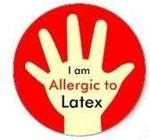 Τι είναι η Αλλεργία στο λάτεξ.   Η αλλεργία στο λατέξ μπορεί να είναι ήπια ή εντονότερη από αυτά που έχετε υπολογίσει.  Πριν από μερικά χρόνια, ο τρόμος των μεταδοτικών ασθενειών, το AIDS και ο HIV έκαναν τους πάντες να χρησιμοποιούν γάντια από λάτεξ. Αυτή η έξαρση στη χρήση γαντιών είχε ως αποτέλεσμα πολλά αλλεργιογόνα από λατέξ να παραμένουν στον αέρα και να προκαλούν αλλεργίες.... Δείτε περισσότερα