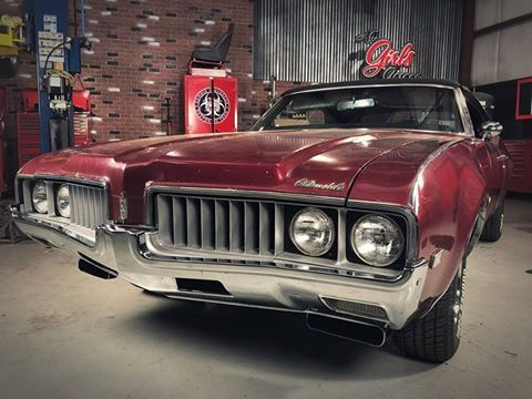 Repost from our favorite car girl Cristy Lee. A little sneak peek at an upcoming episode of All Girl's Garage featuring OPGI parts!  #frontendfriday at AGG  1969 Oldsmobile Cutlass Convertible Shop Cutlass parts here: http://OPGI.com/cutlass?utm_content=buffer73d74&utm_medium=social&utm_source=pinterest.com&utm_campaign=buffer... #1969Cutlass #CutlassConvertible #OPGIParts #OldsmobileParts #AllGirlsGarage #1969Oldsmobile See More