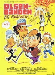 Olsen banden på spanden (1969)