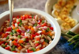 Tomar cuatro raciones semanales de legumbres reduce el riesgo de infarto y angina de pecho #salud #seguromedico