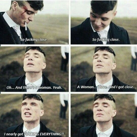 Peaky Blinders // Cillian Murphy // Thomas Shelby