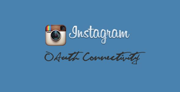 InstaOAuth . Stuck at integrating Instagram, or tired of using third party libraries to get Instagram OAuth 2.0? Worry no more, use this project as base project or copy contents from this project and get OAuth access token WITHOUT any third party library. For security point of view, its not using webview,