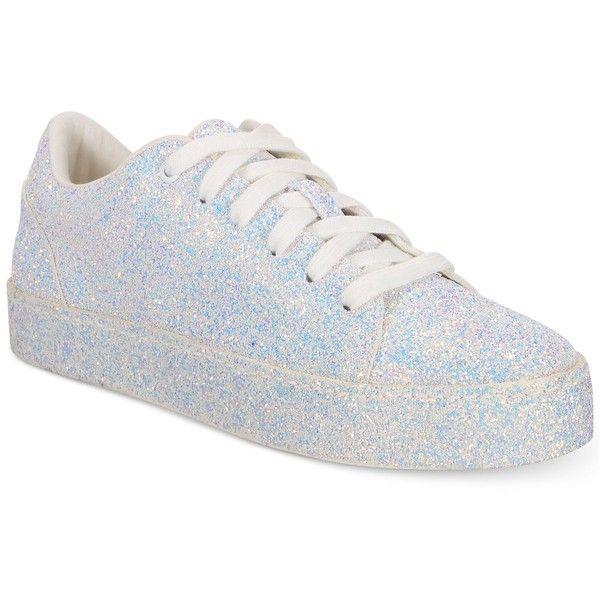Aldo Eltivia Glitter Sneakers ($75