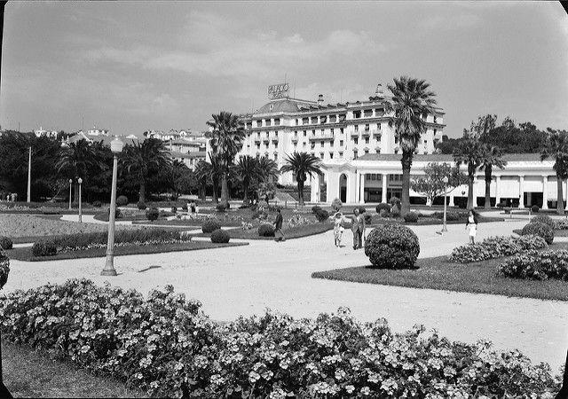 Jardim do Casino Estoril, Estoril, Portugal