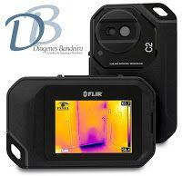 Blog do Diogenes Bandeira: FLIR C2 – Como funciona a nova câmera térmica de b...
